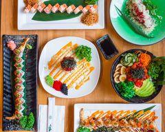 Raku Sushi & Asian Bistro (Rio Grande St)