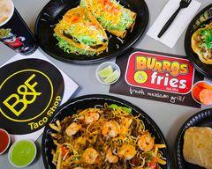 Burros & Fries - Plaza Blvd