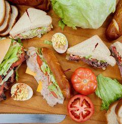 Supreme Sandwiches