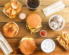 Rogers Ice Cream & Burgers (Sherman)