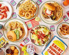 【特選牛100% ハンバーガー】バシバーガーチャンス Bashi Burger Chance