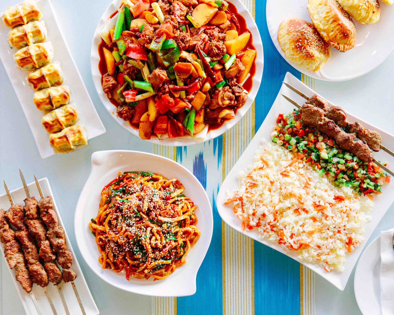 Silk Road Uyghur Cuisine Delivery | Victoria Park | Uber Eats