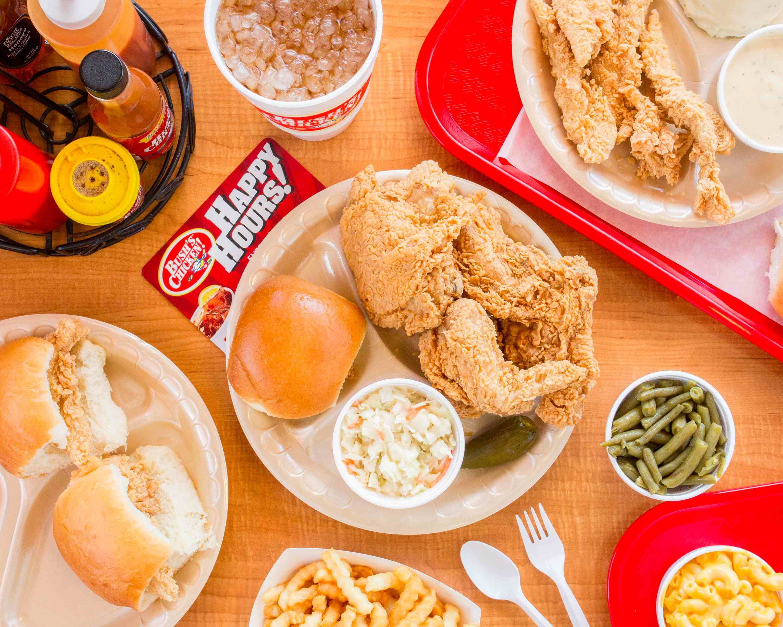 Bush's Chicken (Huebner) Delivery | San Antonio | Uber Eats