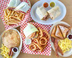 XL California Charbroiled Burger Company
