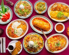 Nachos Locos Mexican Food