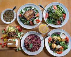 Atiya Ola's Spirit 1st Foods