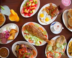 Las Americas Restaurant