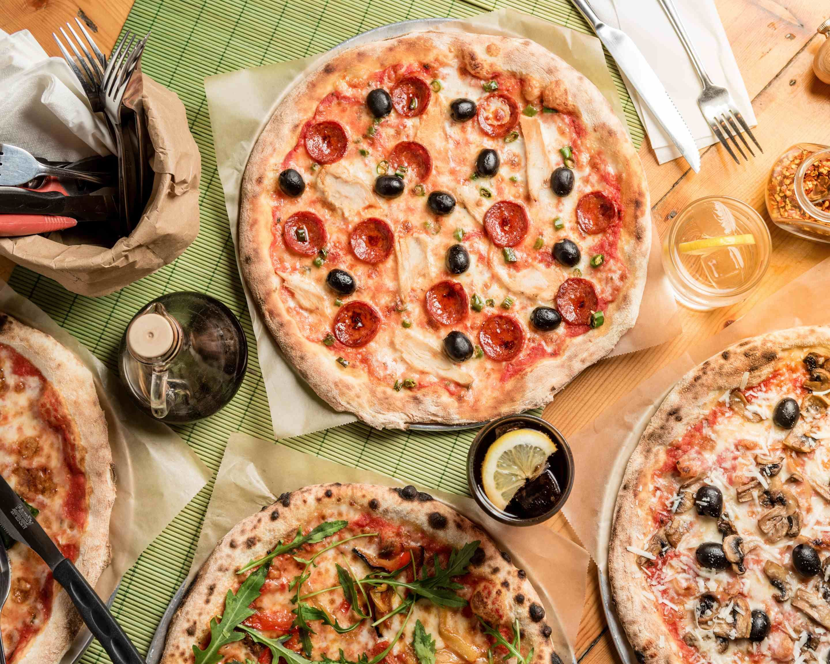 The Pizza Room Mile End Delivery London Uber Eats