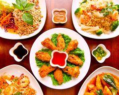 At Thai Restaurant