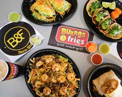 Burros & Fries - Marketplace