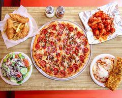 Giant Pizza King- El Cajon Blvd