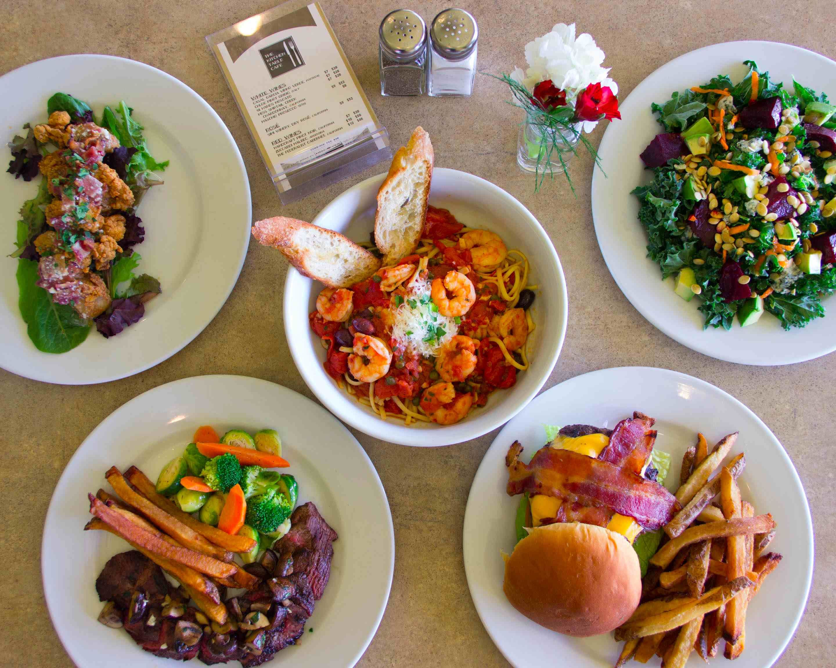 Order The Kitchen Table Cafe Delivery Online  New Orleans  Menu