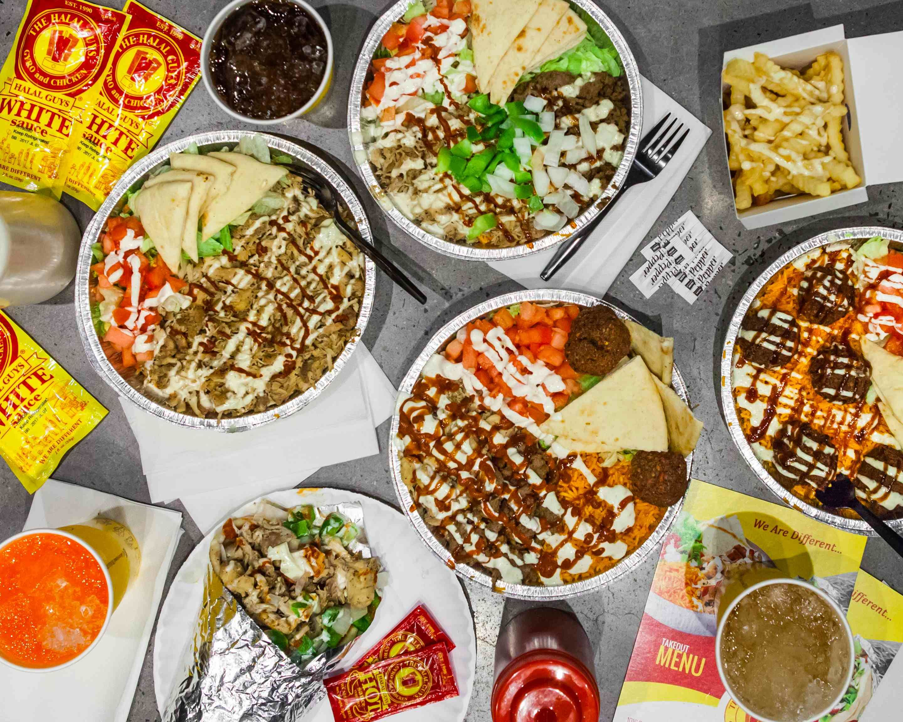 The Halal Guys 1811 Greenville Ave Dallas Tx Delivery