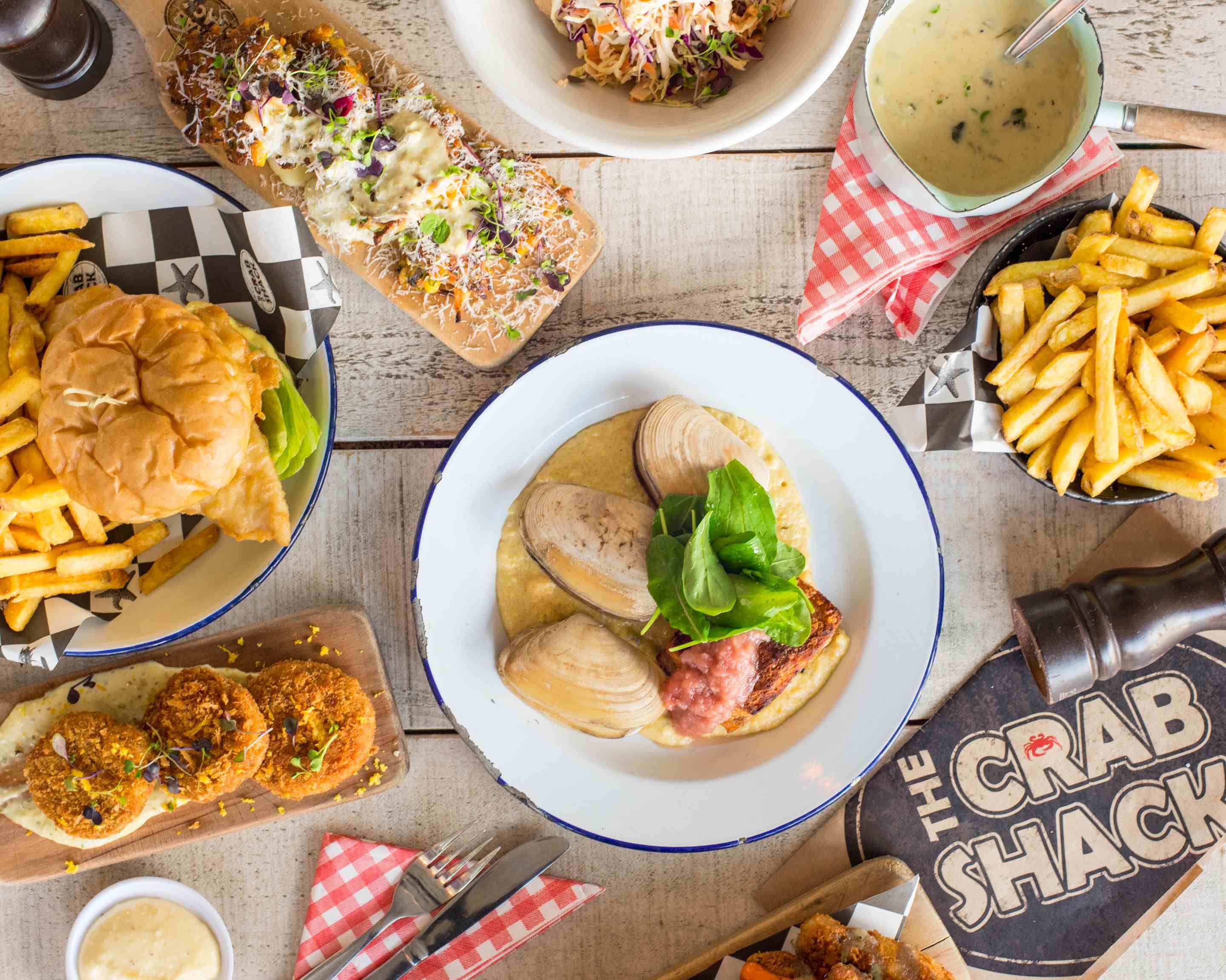 The Crab Shack Delivery | Auckland | Uber Eats
