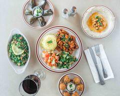 Jerusalem Cafe (Chkalov)