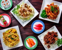 Open Rice Sushi and Chinese Restaurant