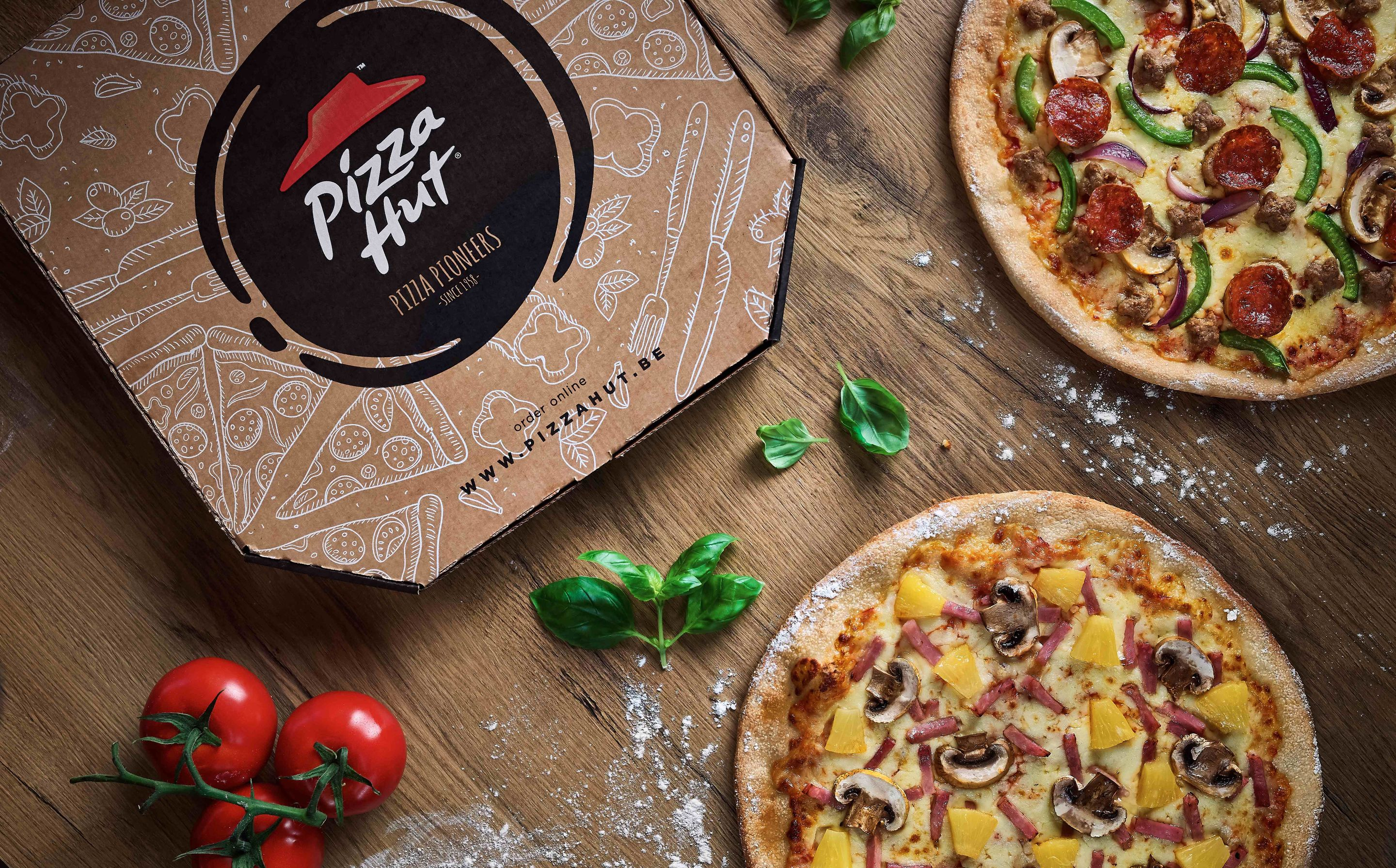 Pizza Hut Charleroi Delivery Brussels Uber Eats