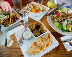 Acropolis & Newbury Salads