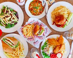 Ruby's Diner (Shops at Mission Viejo)
