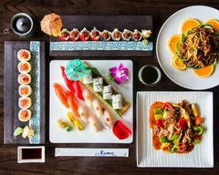 Kumo Sushi (2338 Woodland Crossing Dr)