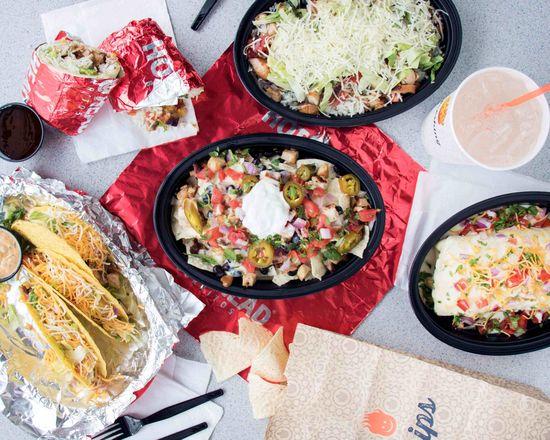 Hot Head Burritos (2220 S. Ferdon Blvd)