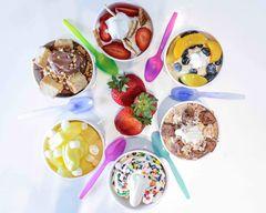 PennyLane Frozen Yogurt and Candy