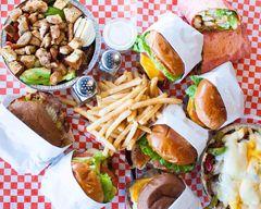 Vertigo Burger & Fries (1395 E Lafayette St)