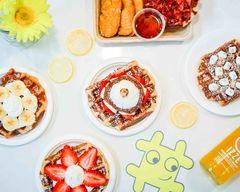 Little Gem Belgian Waffles