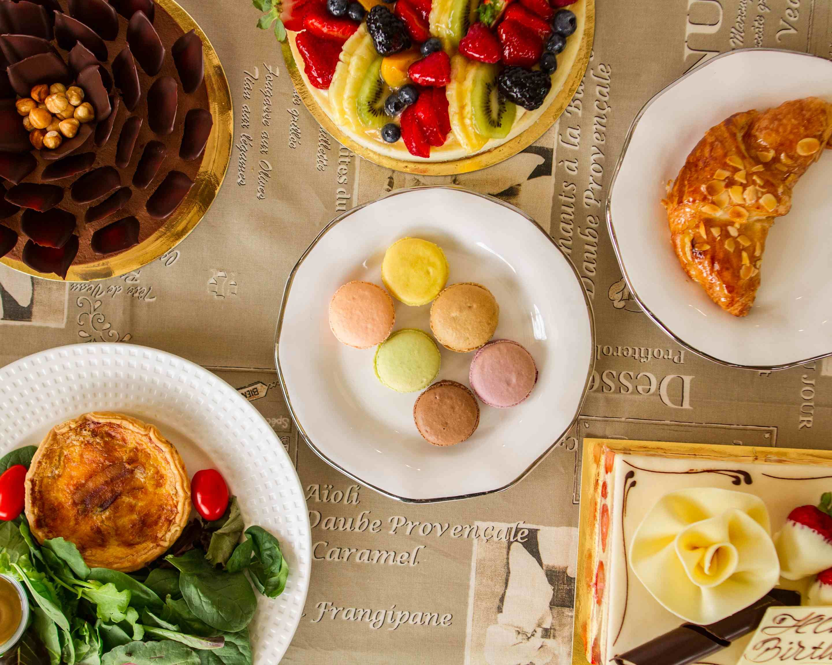 Patisserie Poupon Delivery Baltimore-Maryland Uber Eats
