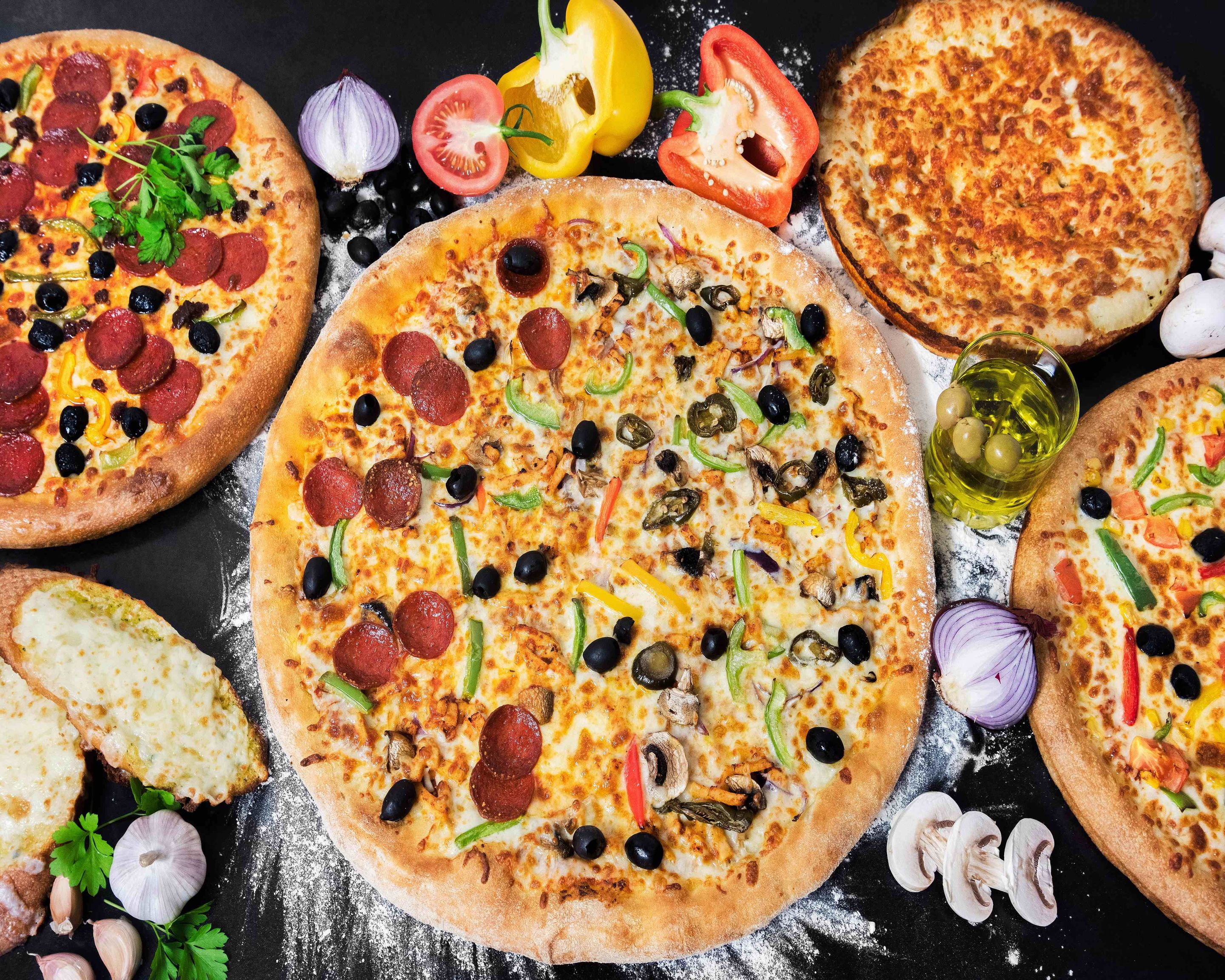 Farmhouse Pizza Delivery Watford Uber Eats