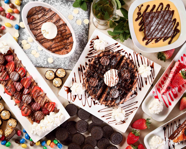 Just Desserts Delivery Birmingham Uber Eats