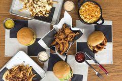 Orson Burger Kitchen