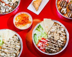 The Halal Guys - 2126 Center St, Berkeley, CA