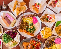 Talk of the Town (Middle Eastern Cuisine)