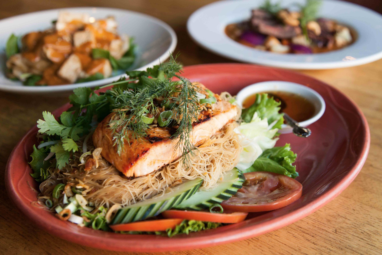 Racha Thai Asian Kitchen Redmond Delivery Seattle Uber Eats