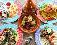 Sahara Cafe & Grill