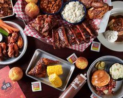 Famous Dave's BBQ (3645 Vincennes Rd)