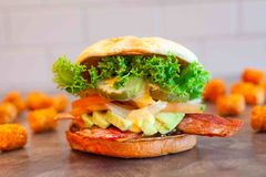 Local Bigger Burgers (Greenlake)