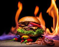 Zacny Burger Milordzie