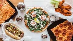 Si-Pie Pizzeria (Lincoln Park)