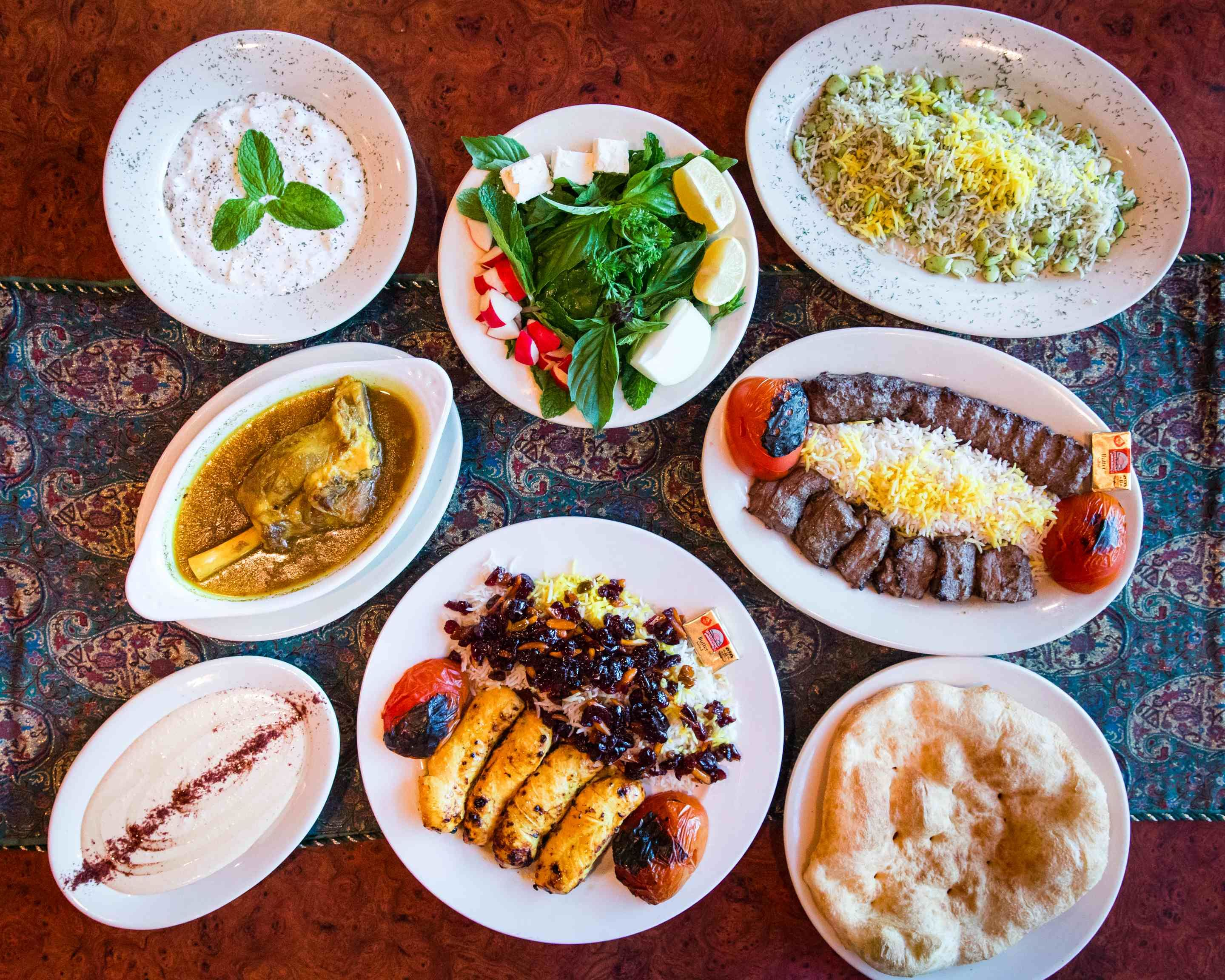 Kasra Persian Grill Delivery Houston Uber Eats