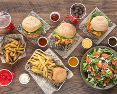 Teddy's Bigger Burgers (University)