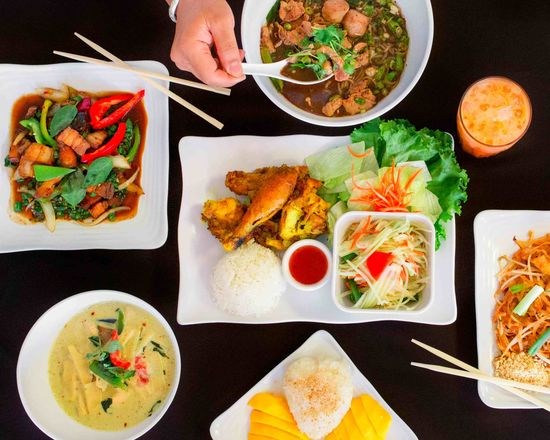 Boonsee Thai Kitchen | Boonsee Thai Kitchen Rancho Cucamonga Delivery Inland Empire