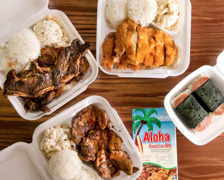 Order Aloha Hawaiian BBQ Dallas Delivery Online   Dallas Fort ...