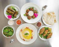 Zaatar Shawarma Falafel Station