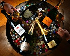 Avize Champagne Cellar
