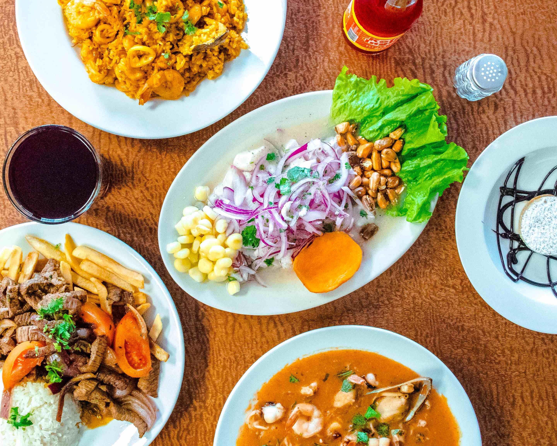 Order El Rincon Peruano Carrollwood Delivery Online Tampa Bay Menu Prices Uber Eats