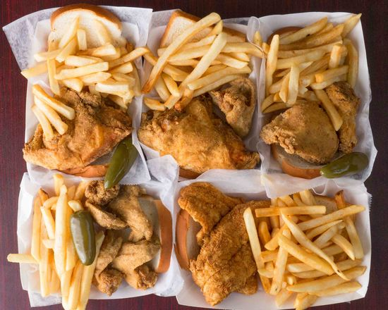 Harold's Chicken (Madison & Ogden)