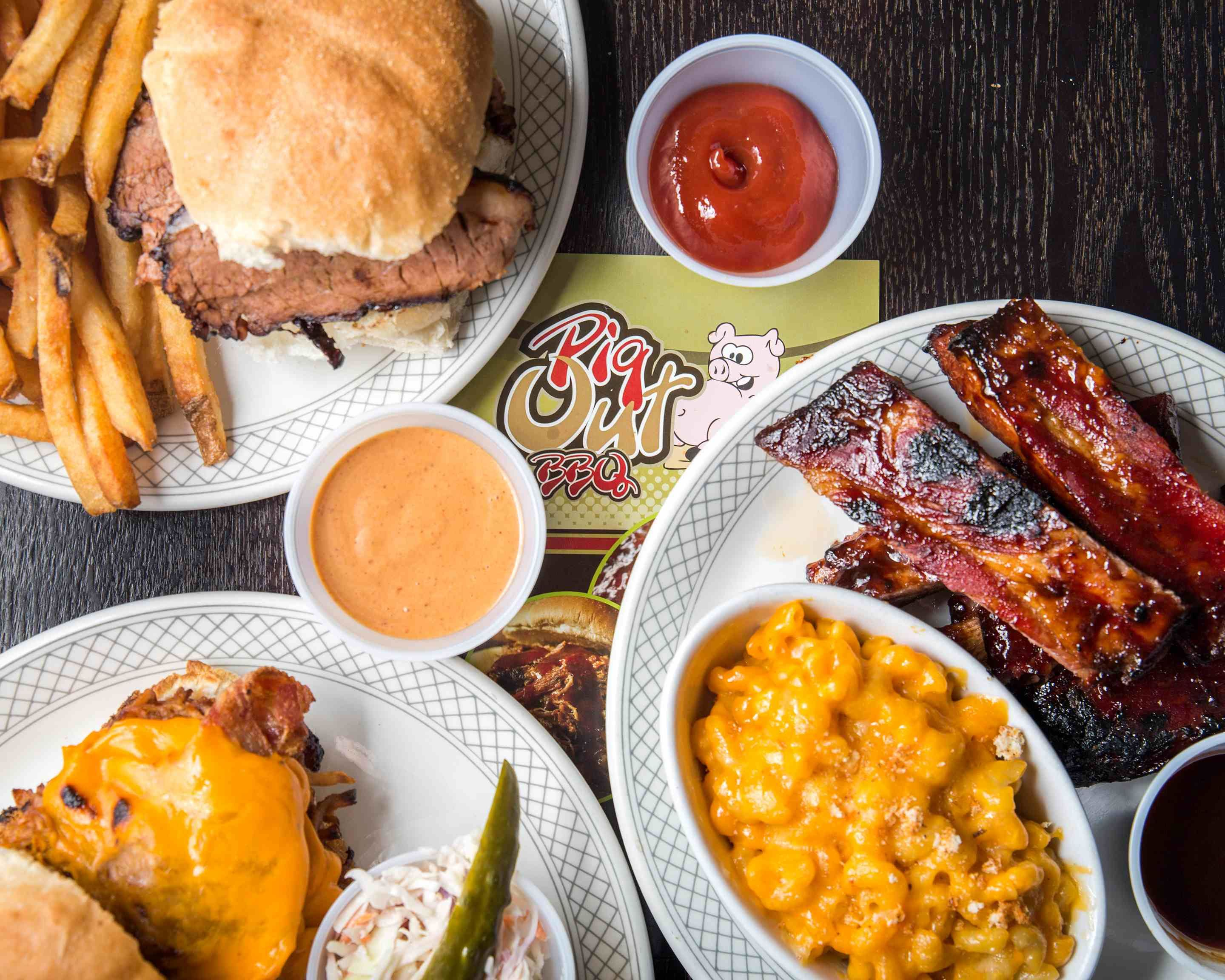 Order Pig Out BBQ (Pickering) Delivery Online | Toronto ...