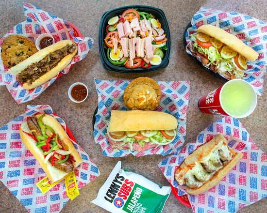 Lennys Grill & Subs (4726 Spottswood Avenue)